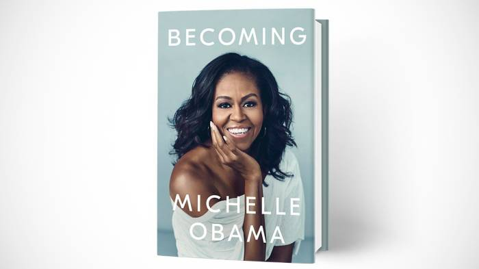 Michelle Obama's Book Cover Shows A First Lady Who Knows The Rules
