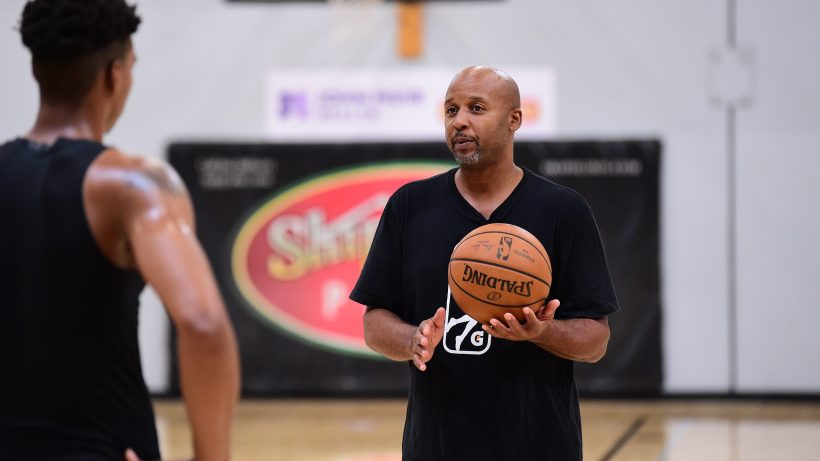 How to be a pro': Brian Shaw is coaching elite NBA prospects through a  pandemic Coaching Career