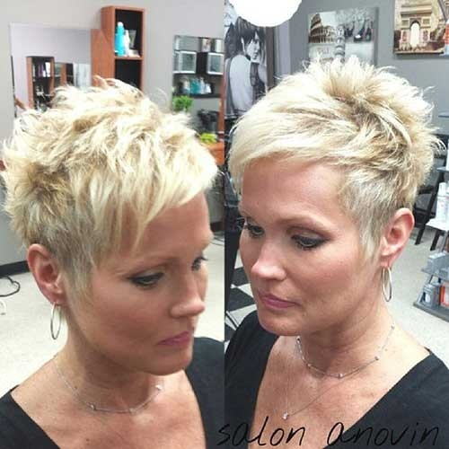 2018-Short-Pixie-Haircut Superb Short Pixie Haircuts for Women