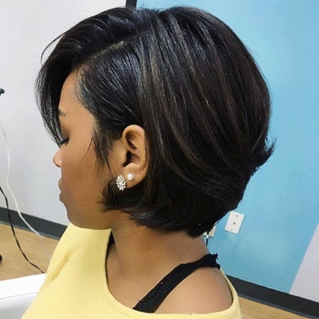 African-American-Short-Hairtyles Best Hairstyles for Black Women 2018