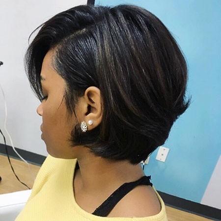 African-American-Short-Hairtyles Best Hairstyles for Black Women 2018
