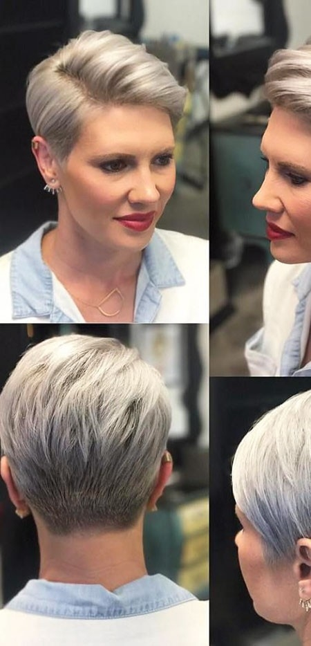 Great Short Hairstyles for Women 2018