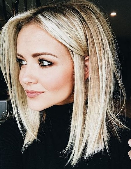 Beautiful-Hairstyle-1 New Short Straight Hairstyles 2018