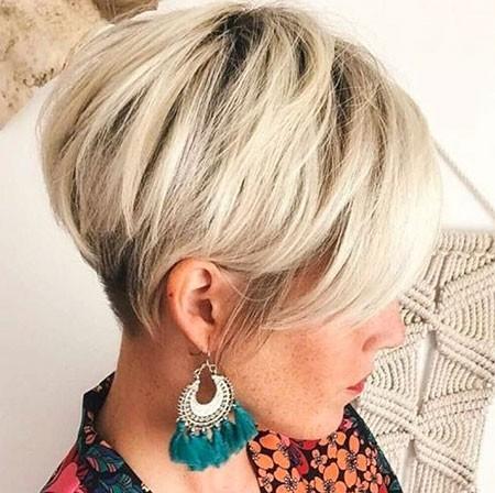 Bold-Haircut-2 New Short Layered Hairstyles 2018