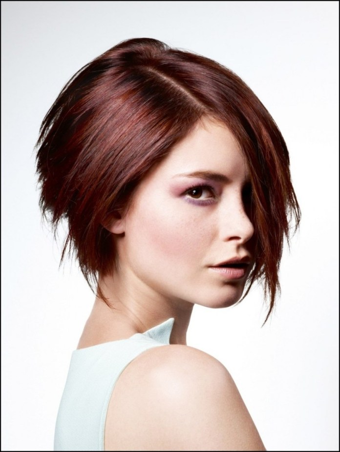 Chic-Short-Bob-Hairstyles-And-Haircuts-28 Totally Chic Short Bob Hairstyles And Haircuts for Every Woman