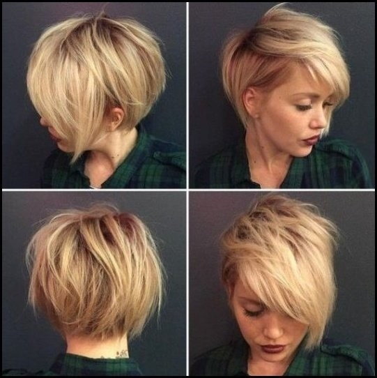 Chic-Short-Bob-Hairstyles-And-Haircuts-6 Totally Chic Short Bob Hairstyles And Haircuts for Every Woman