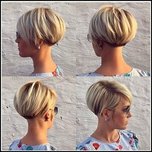 Chic-Short-Bob-Hairstyles-And-Haircuts-9 Totally Chic Short Bob Hairstyles And Haircuts for Every Woman