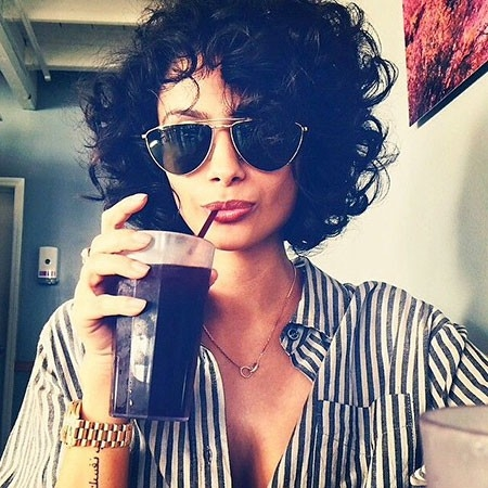 Cool-Curly-Hair Haircuts for Short Curly Hair