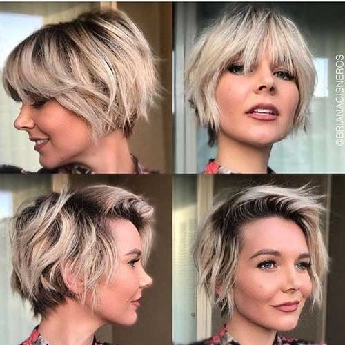 Cute-Grown-Out-Pixie-Cut Cute Girls Choice: Short Haircuts