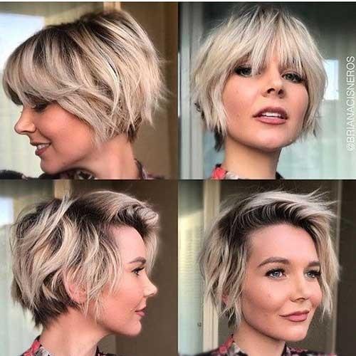 Cute-Grown-Out-Pixie-Cut Cute Girls Choice: Short Haircuts