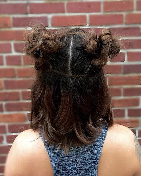 Cute-Hairtyle-for-Short-Hair New Cute Hairstyles for Short Hair