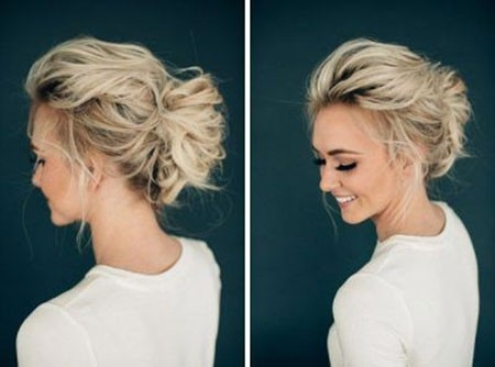 Cute-Prom-Hair-for-Short-Hair-6 Prom Hairstyles for Short Hair
