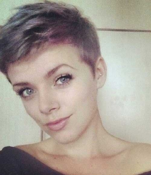 Cute-and-Badass-Pixie-Cut Cute Girls Choice: Short Haircuts