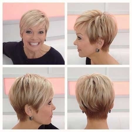 Easy-Short-Hairstyles-for-Women-Over-50 Gorgeous Short Hairstyles for Women over 50