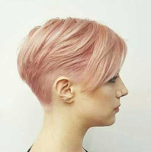 Layered-Pixie-Bob Splendid Layered Short Haircuts for Ladies