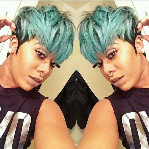 Mushroom-Hairstyle Remarkable Pics of Trendy Short Hairstyles for Women
