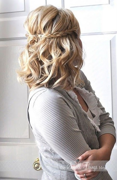Prom-Hairtyles-for-Pretty-Hair Prom Hairstyles for Short Hair