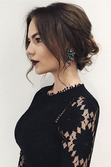 Prom-Hairtyles-for-Updo-Hair Prom Hairstyles for Short Hair