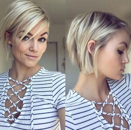 Short-Bob-Hair Short Trendy Haircuts