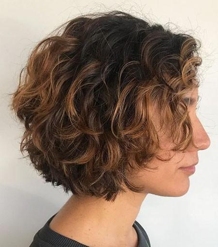 Short-Curly-Hair-2 Haircuts for Short Curly Hair