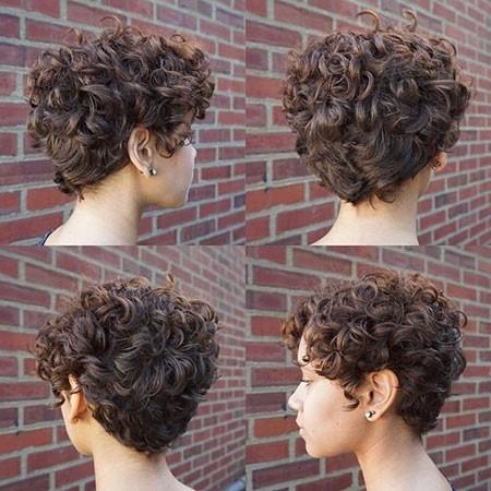 Short-Curly-Hair-3 Haircuts for Short Curly Hair