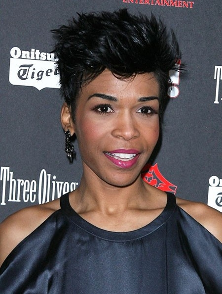Short-Haircuts-for-Black-Women-with-Thin-Hair New Short African Haircuts for Ladies