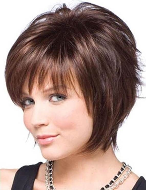 Short-Hairstyles-for-Fine-Hair Gorgeous Short Hairstyles for Women over 50