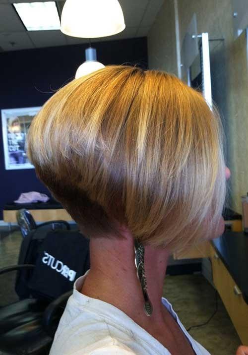 Short-Inverted-Bob-Haircut Inverted Bob Haircuts