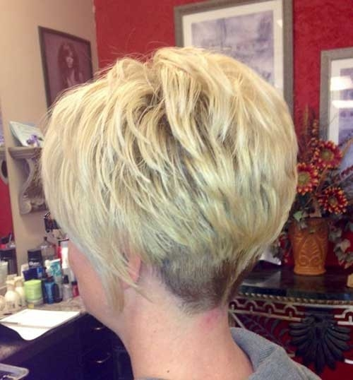 Short-Pixie-Cut-for-Older-Ladies Best Short Haircuts for Older Women