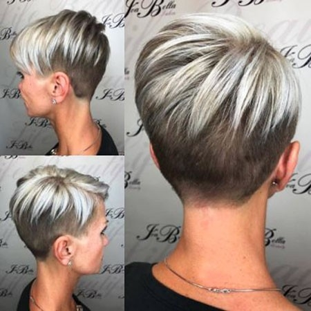 Short-Pixie-Haircut New Cute Hairstyles for Short Hair