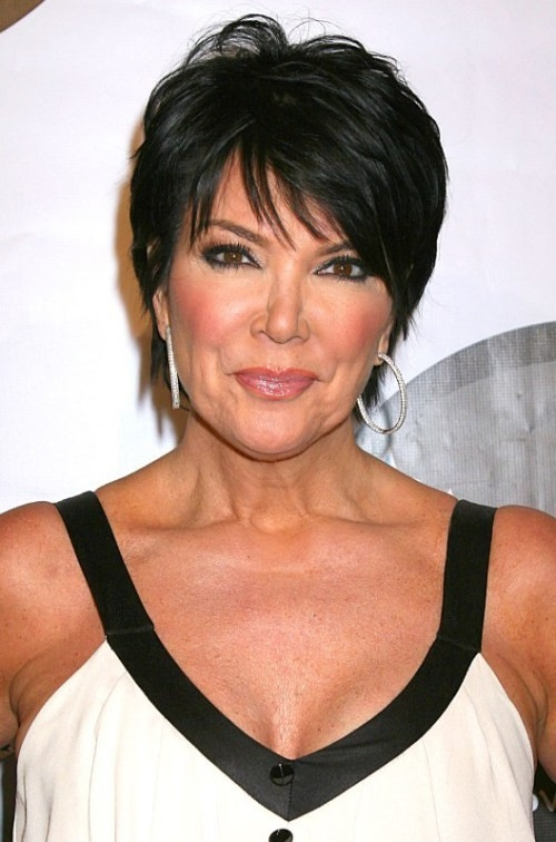 Short-Sassy-Hairstyle-for-Women-Over-50 Gorgeous Short Hairstyles for Women over 50