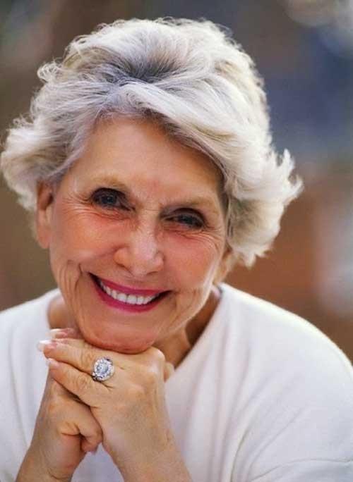 Best Short Haircuts For Women Over 70 The Undercut