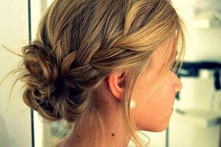 Updo-Hairtyle-for-Short-Hair Updo Hairstyles for Short Hair