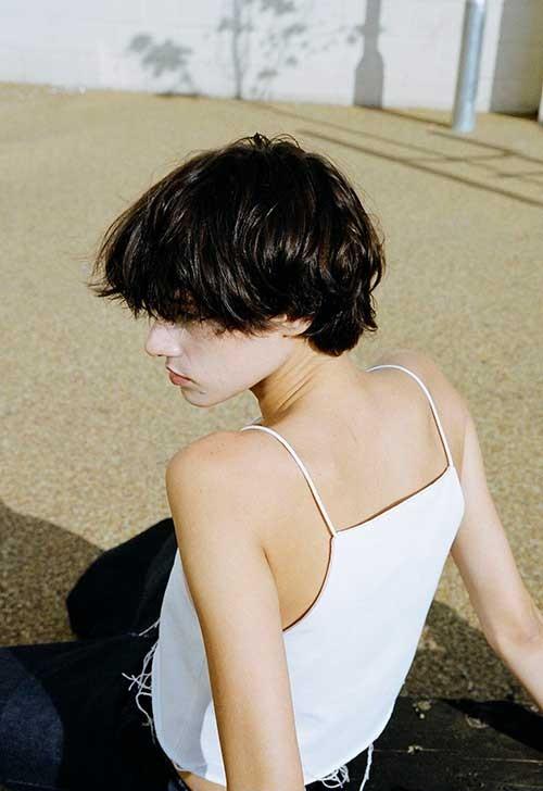 20.Shaggy-Short-Haircut Shaggy Short Haircuts