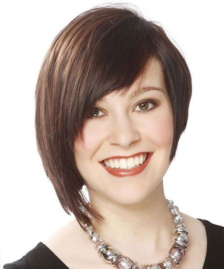 Asymmetrical-Short-Hairstyle-For-Women Best Asymmetrical Bob Hairstyles