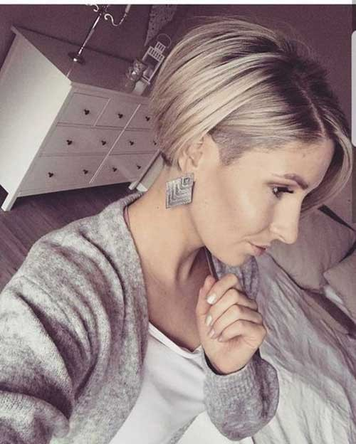 Best-Pixie-Bob-with-Undercut Latest Bob Haircuts and Styles for You
