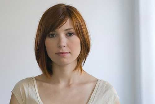 Best-Short-Layered-Haircut-for-Fine-Straight-Hair Best Short Haircuts for Straight Fine Hair