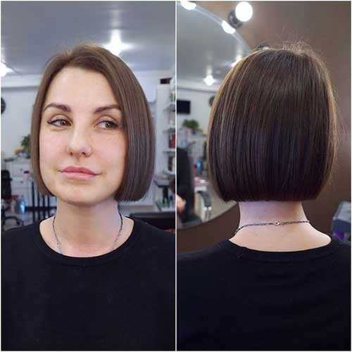 Blunt-Bob Latest Bob Haircuts and Styles for You