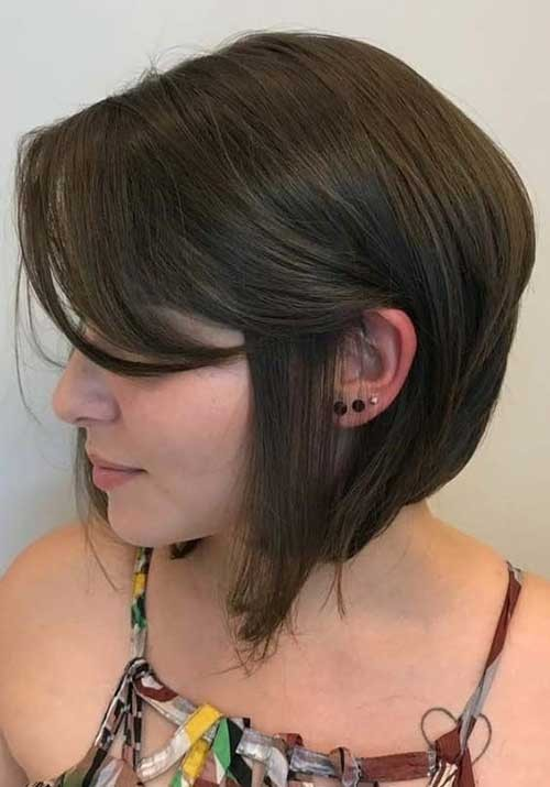 Bob-Haircut-with-Bangs Latest Bob Haircuts and Styles for You