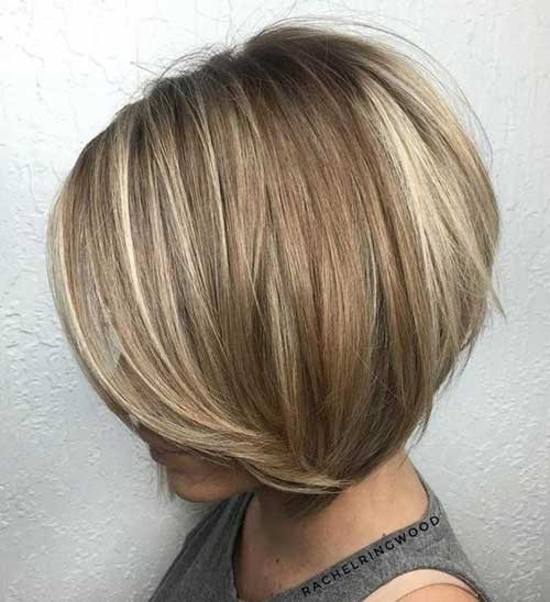 Bob-with-Balayage Best Short Haircuts You will Want to Try