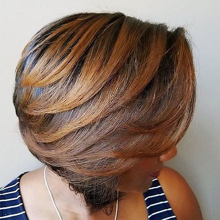 Classy-Bob Best Short Hairstyles for Black Women