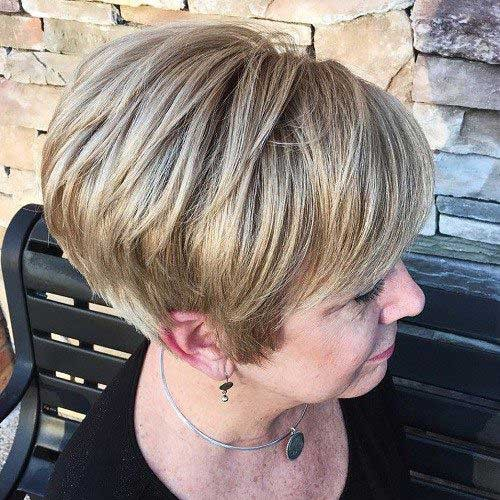 Classy-Short-Hairstyle-for-Older-Women Best Short Haircuts You will Want to Try