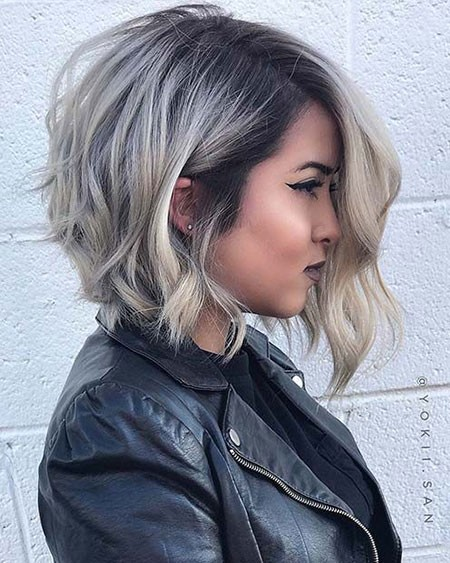Cute-Balayage-Hair Best Short Hair Color Ideas