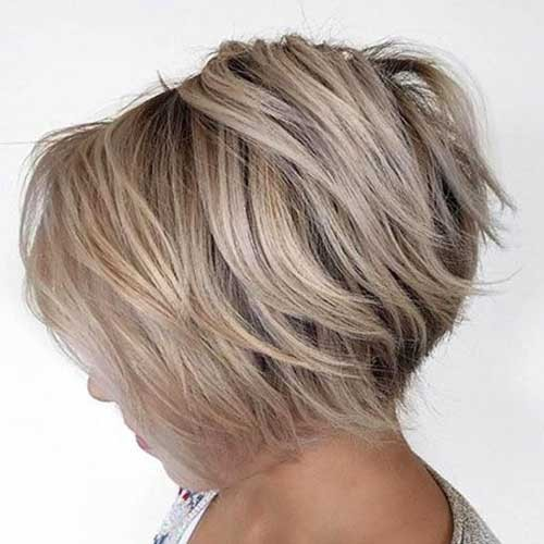 Fine-Bob-Hairstyle Latest Bob Haircuts for 2018