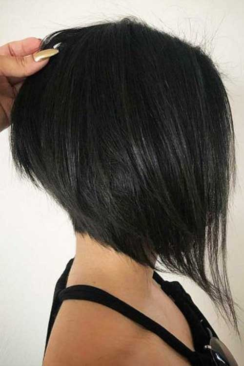 Graduation-Layered Latest Bob Haircuts and Styles for You