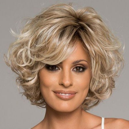 Hairstyles-for-Short-Curly-Hair Hairstyles for Short Curly Hair