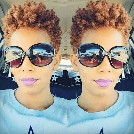 Long-Pixie-Cut-1 Short Natural Haircuts for Black Women