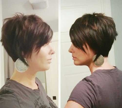 Long-Pixie-Cut-Side-View Best Short Haircuts You will Want to Try