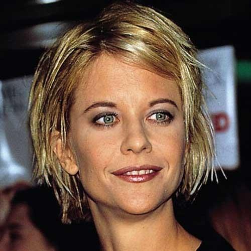 Meg-Ryan-Shaggy-Short-Haircut Short Shaggy Haircuts