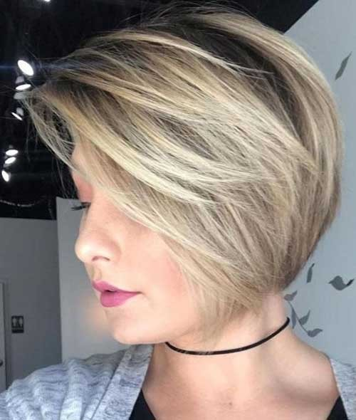 Modern-Hairstyle-2018 Latest Bob Haircuts for 2018